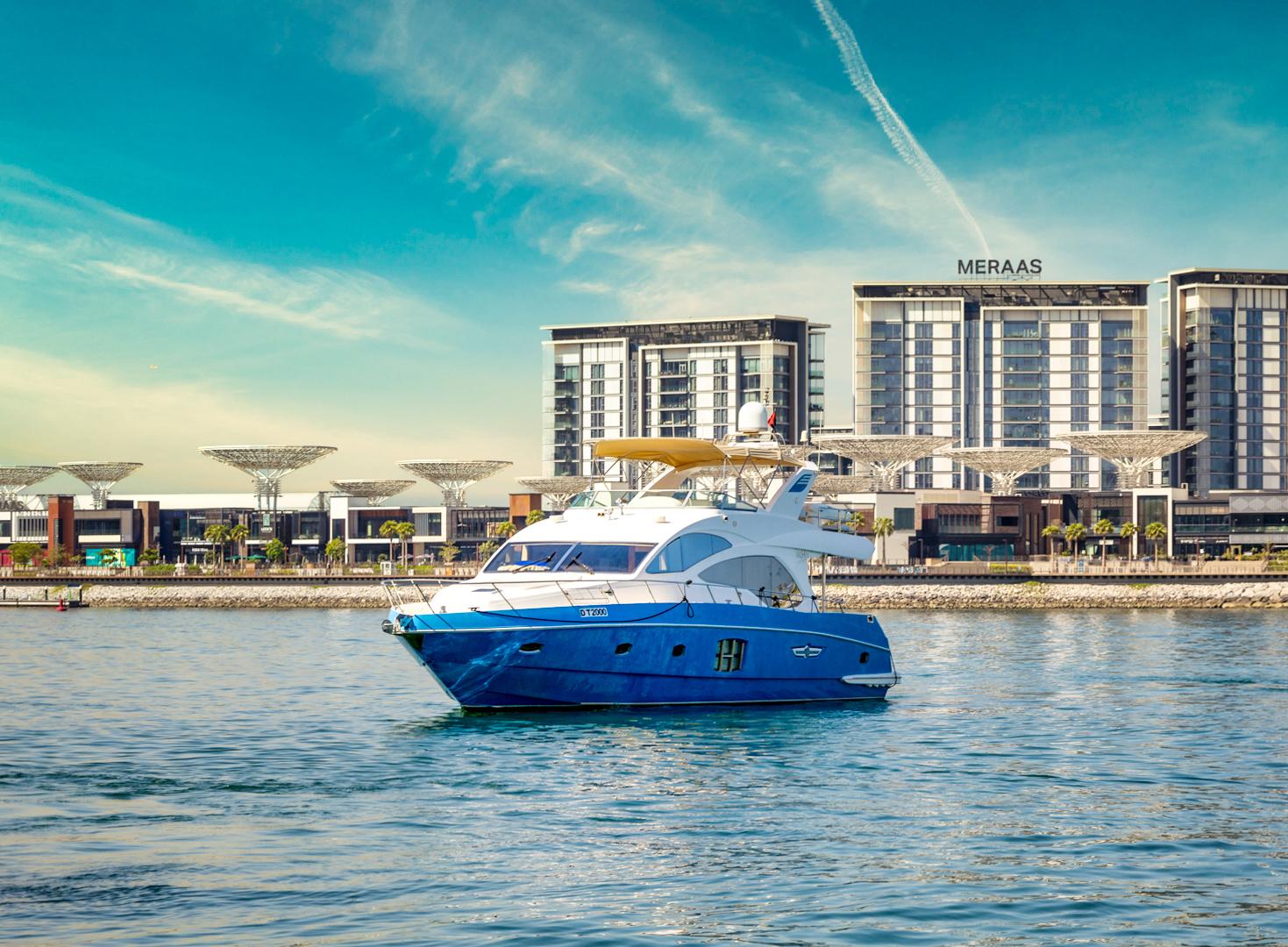 Majesty 63ft Al Ali Yachts