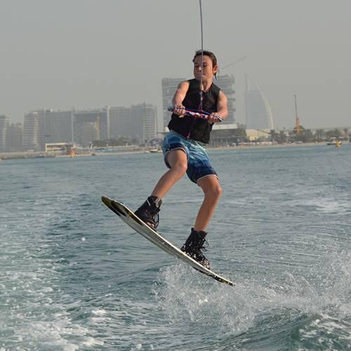 wakeboarding searider