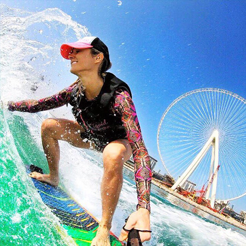 wakesurfing ain dubai, dubai wheel