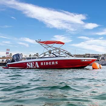Sea riders Boat