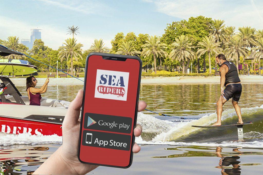 seariders mobile app